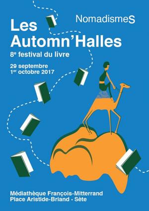 Yahia Belaskri au Festival Les Automn'Halles de Sète